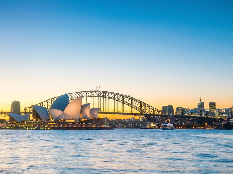 Outstanding Memories of Australia Tour