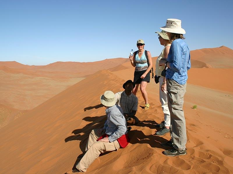 An Adventurous Safari Tour of Namibia