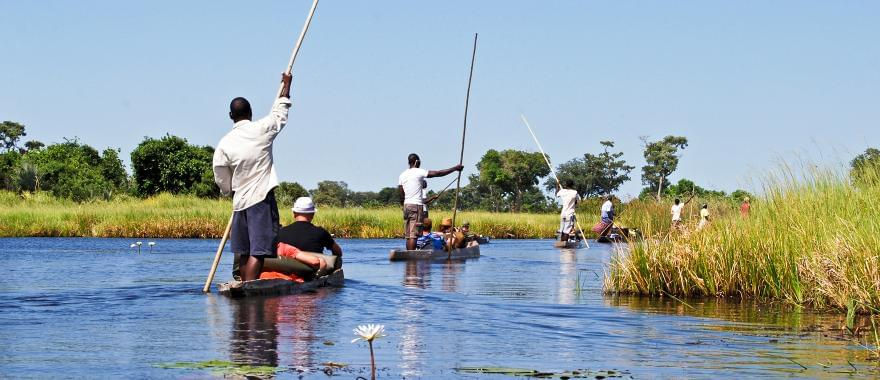 Too much fun and adventure in Botswana