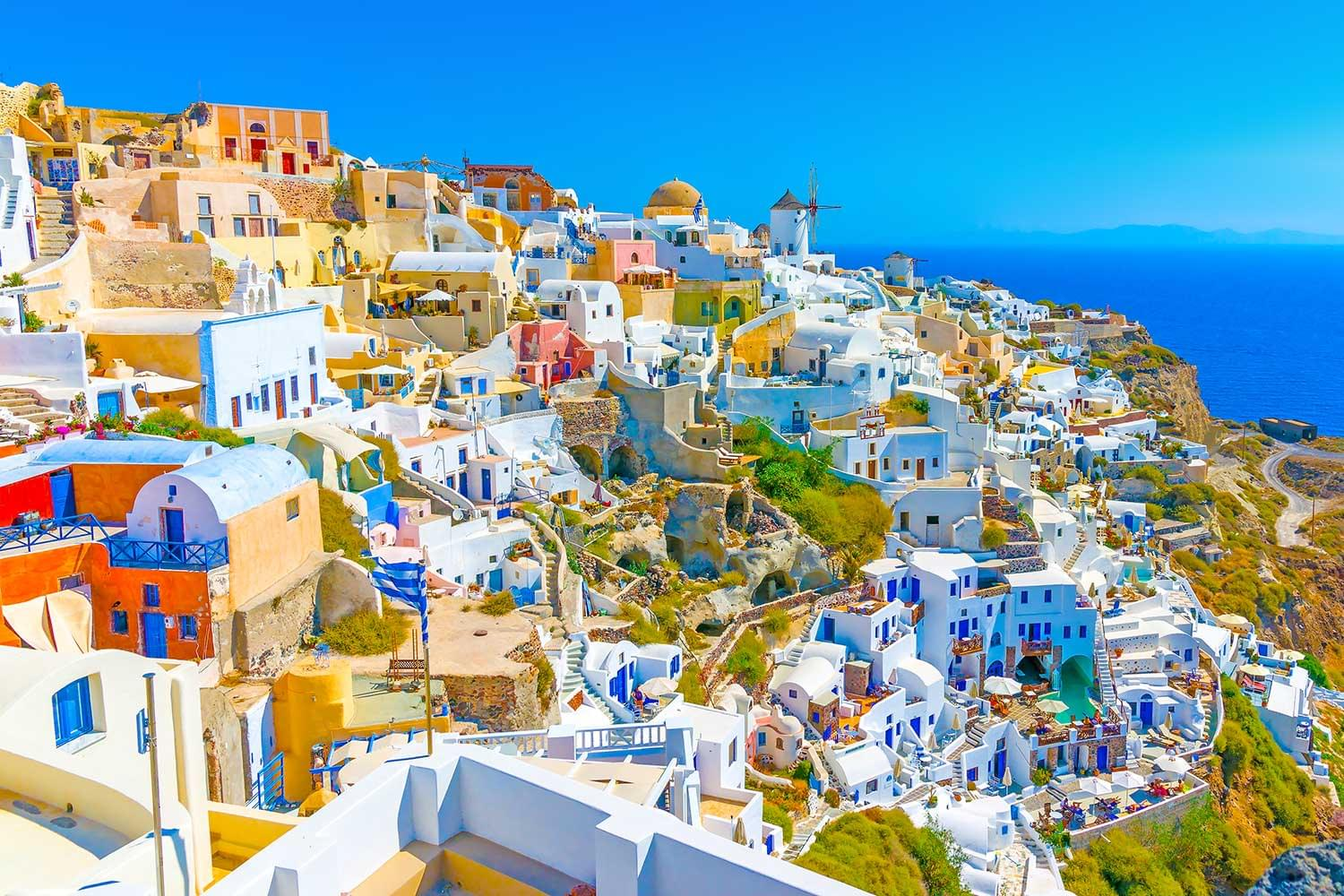 Travel Review: A Great Tour To Santorini, Greece