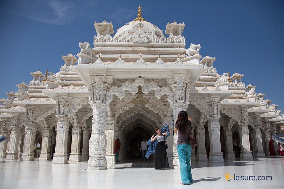 A potpourri of fun and adventure during India tour