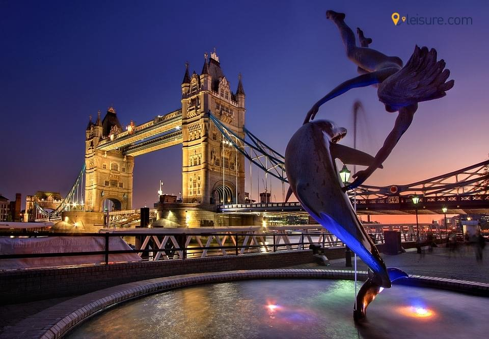 Get Hold of the Colonial History in this 5-days England Vacation Package