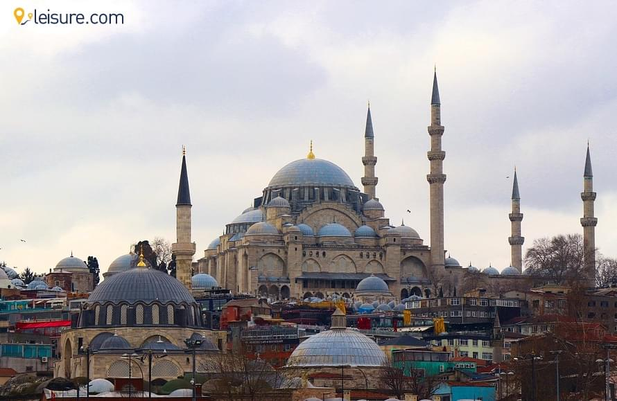 Explore the myths of Turkey in this 7-days Turkey vacation