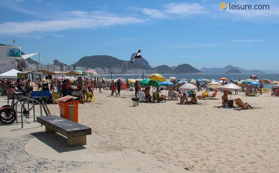 A Week-Long Vacation in Brazil to Make You Go Crazy