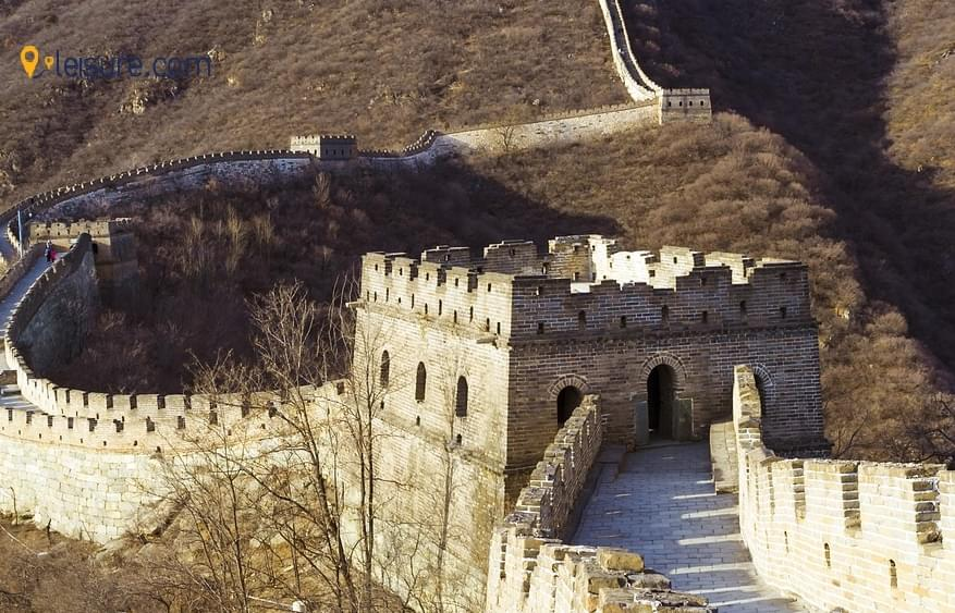 These Facts Will Change Your Outlook About the Great Wall