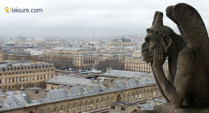Do you know these facts about Notre-Dame