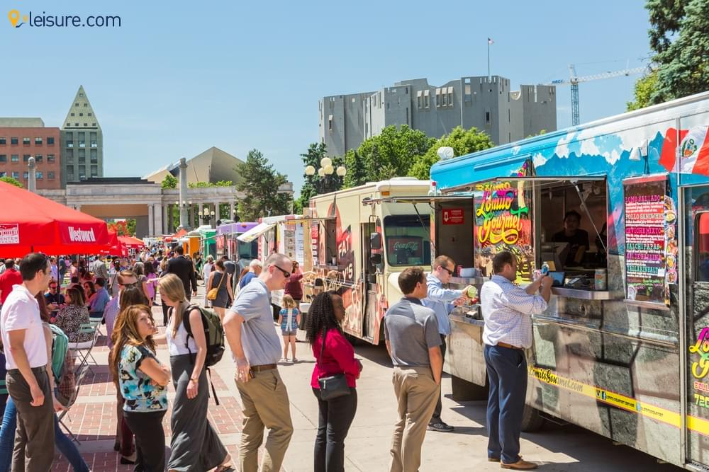 Top America's Food Festivals That Take Place In July