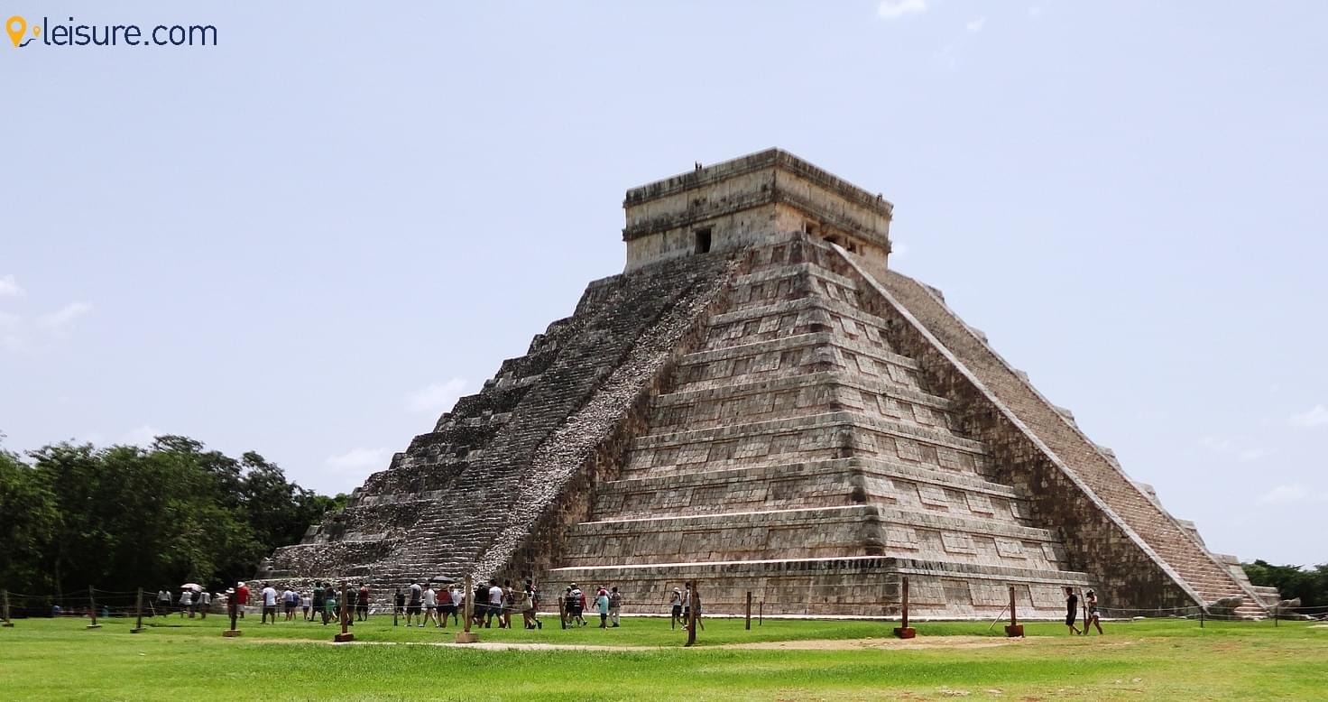 cancun maya temple