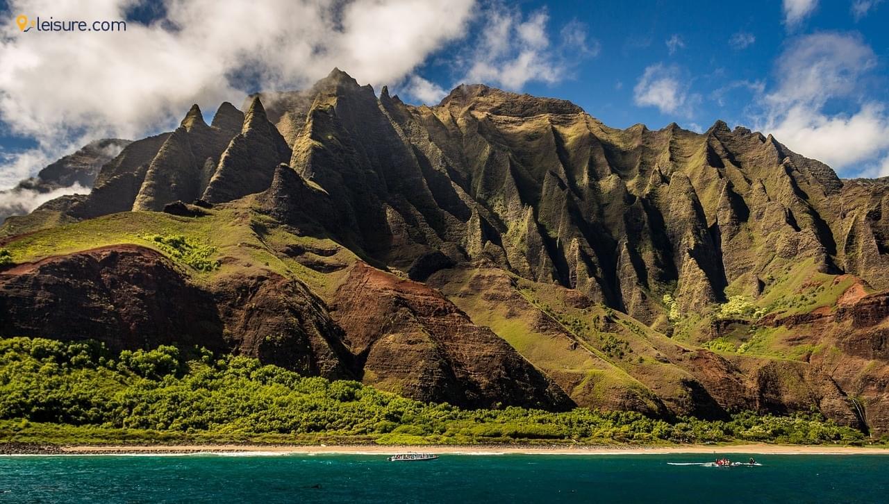 on My Hawaii Tour