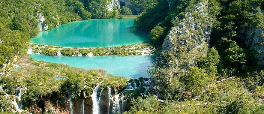 7-Day Hiking and Kayaking Adventure at Croatia
