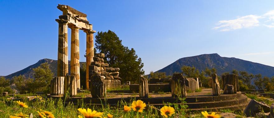 A Great Experience Of Greek History  In Historical Greece Tour