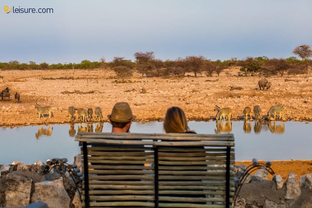 5 Days With Himba People & Etosha Camping In Namibia Safari Adventure