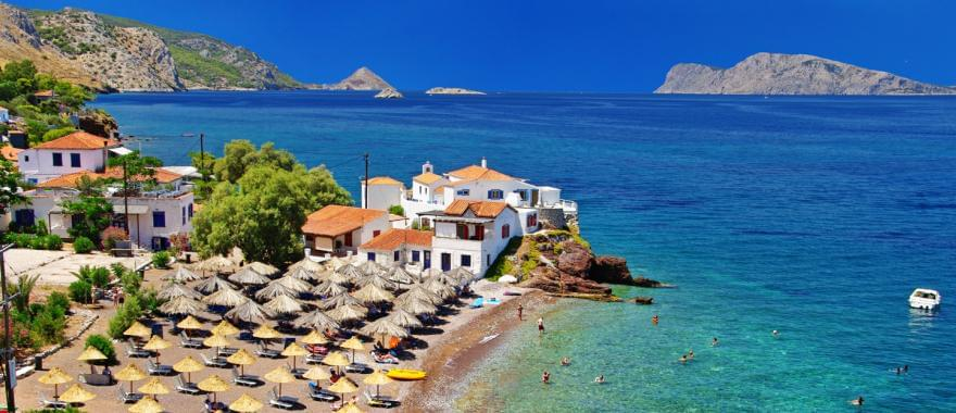 A Wonderful Vacation In Greece