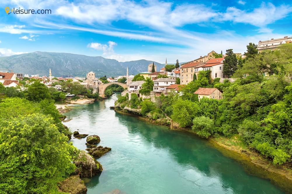 Explore The Beautiful Towns In Bosnia And Herzegovina Via Bosnia Itinerary