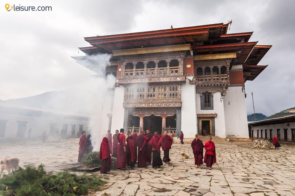 Immerse In Adventure In 10 Days Bhutan Tour