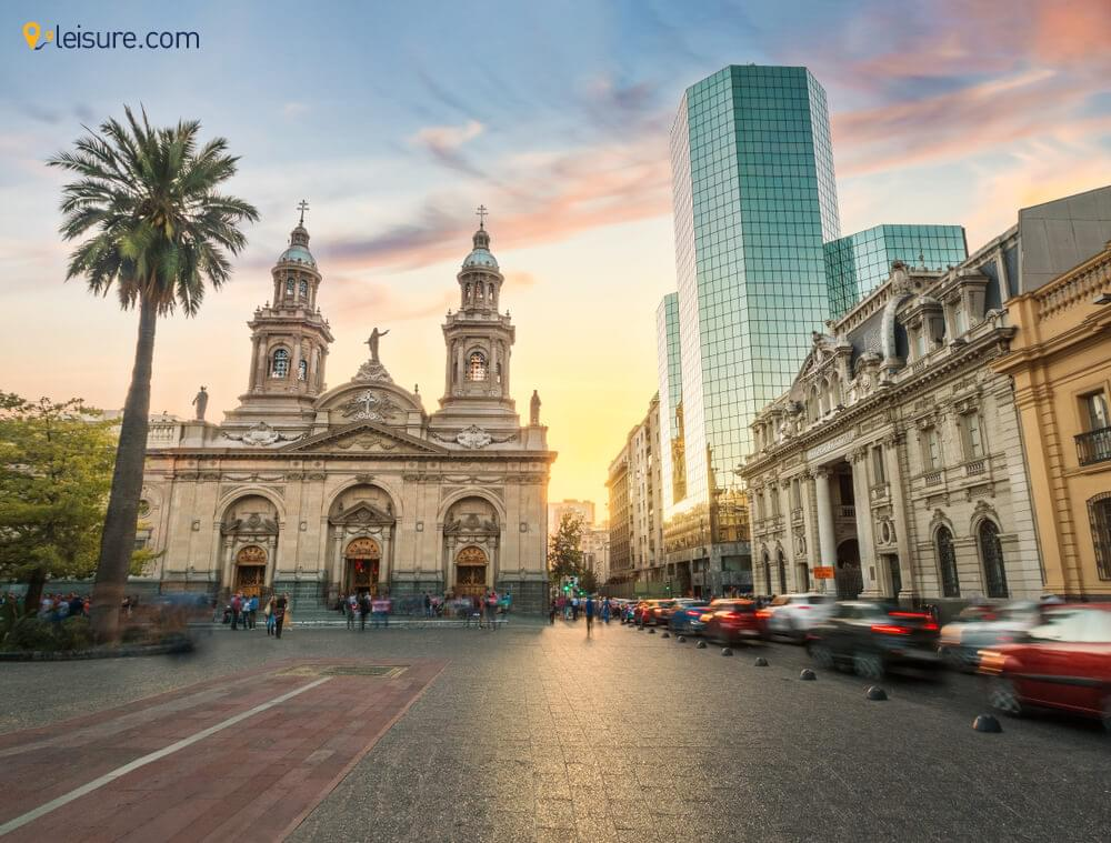 Travel From Santiago To Buenos Aires In This Latin America Journey