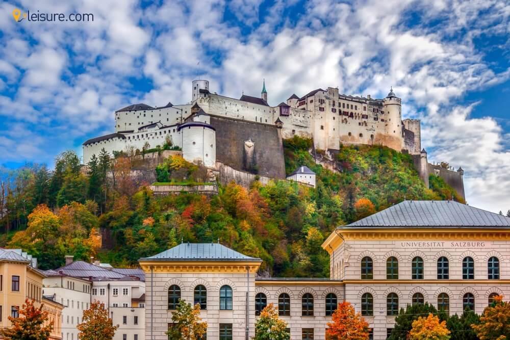 Visit With Austria Tou