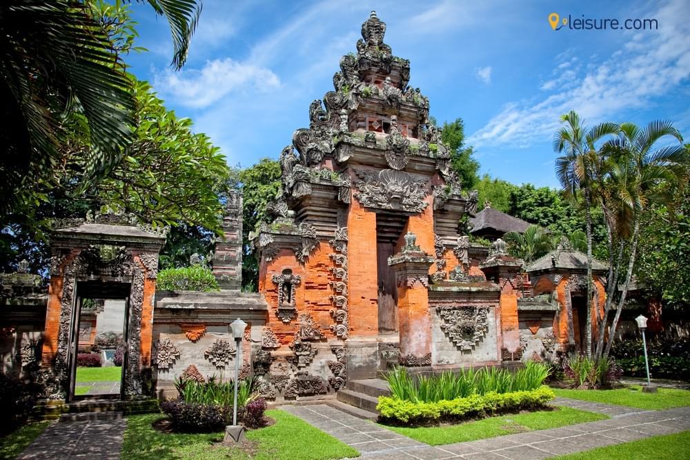 Bali Tour Itinerary s