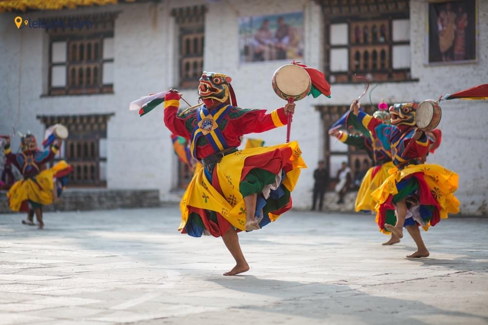 Enjoy The Beautiful Scenic Views Of Bhutan During Bhutan Tour