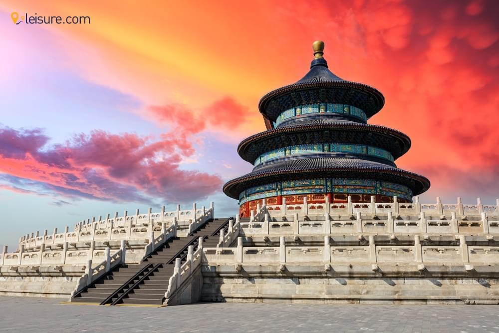China for a Family Vacationv