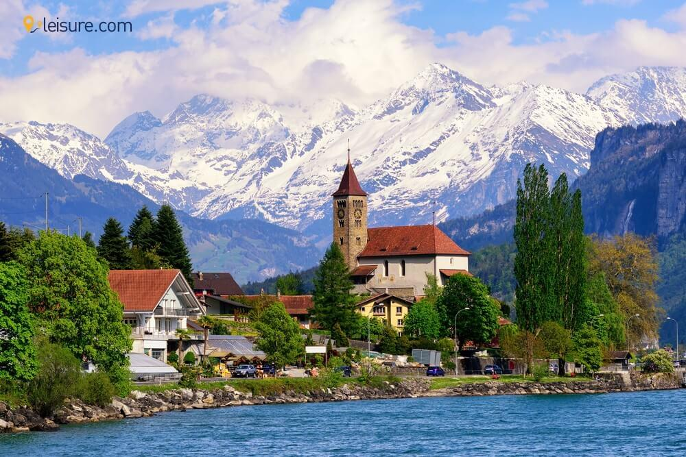 Picture Perfect Honeymoon Destination Switzerland With Best Tour Package