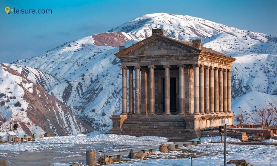 Armenia Itinerarydef