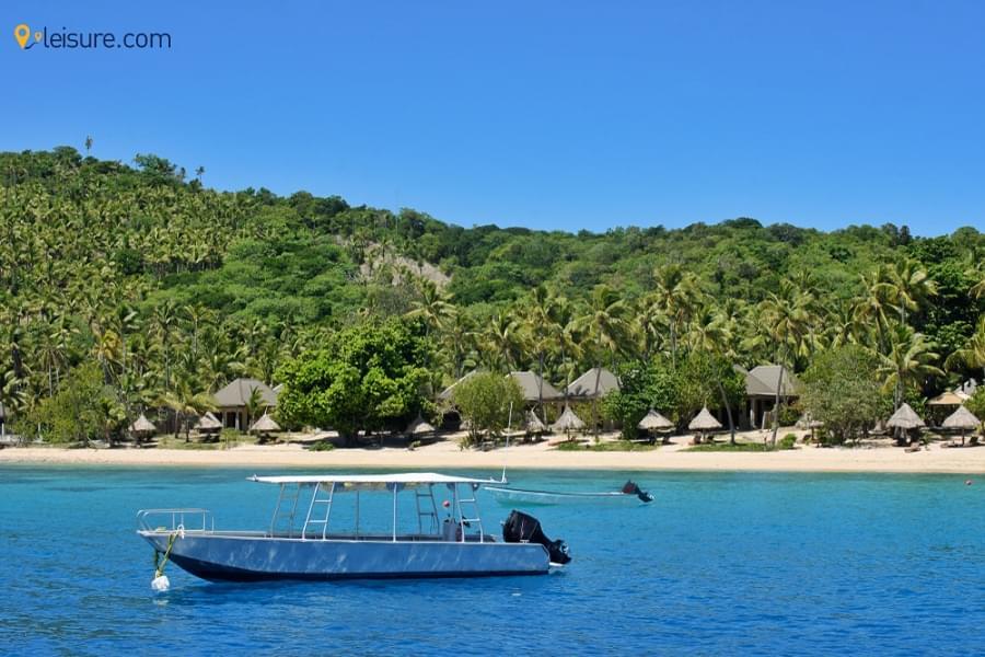 Fiji's Mamanuca And Yasawa Islands