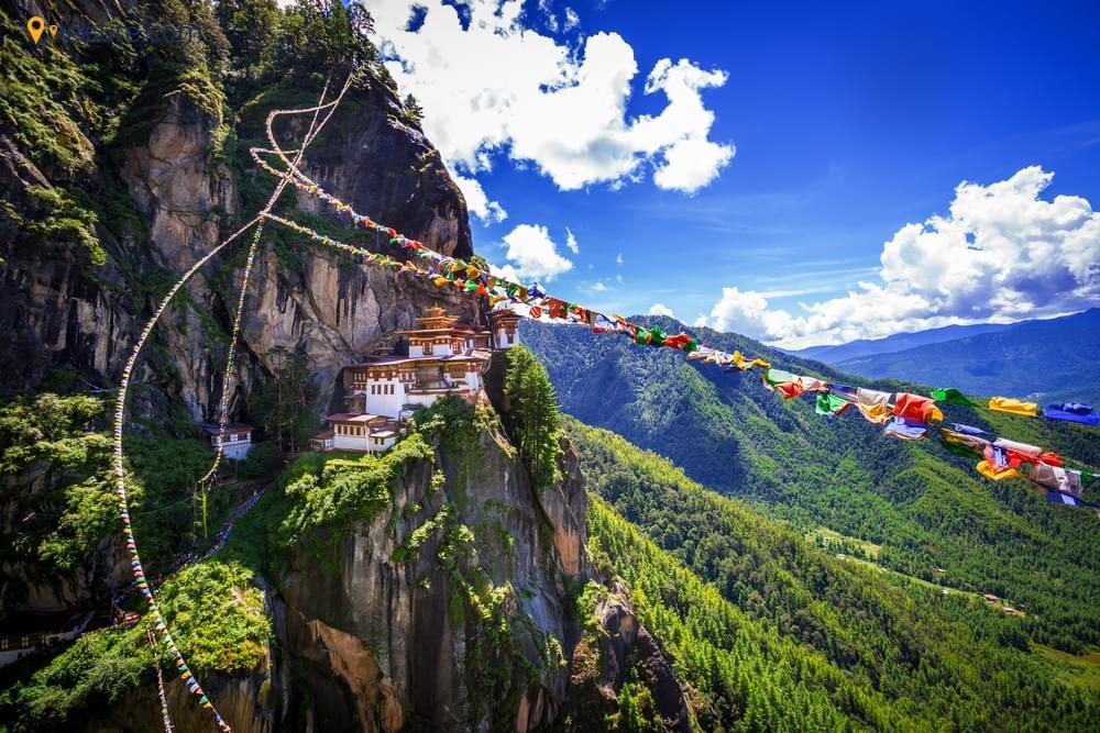 amazing beauty of Bhutandd