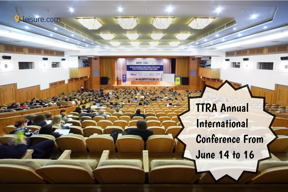 TTRA Annual International Conference 2021 to be held from June 14 to 16