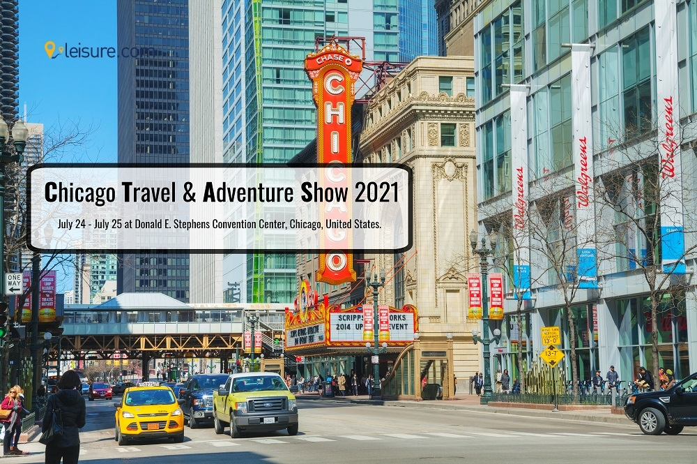 Chicago Travel & Adventure Show: Hey Travelers, Don't Forget to Attend
