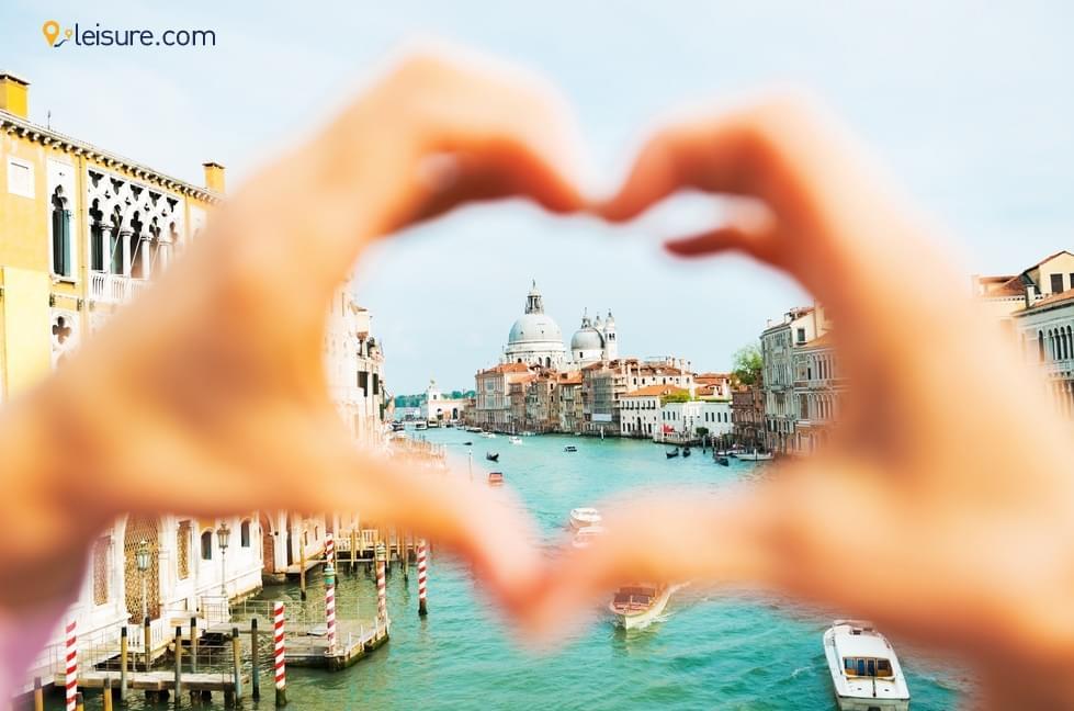 Lovely Honeymoon Spent In Italy