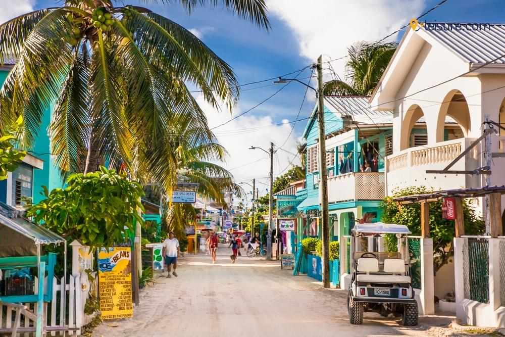 Belize To Guatemala e