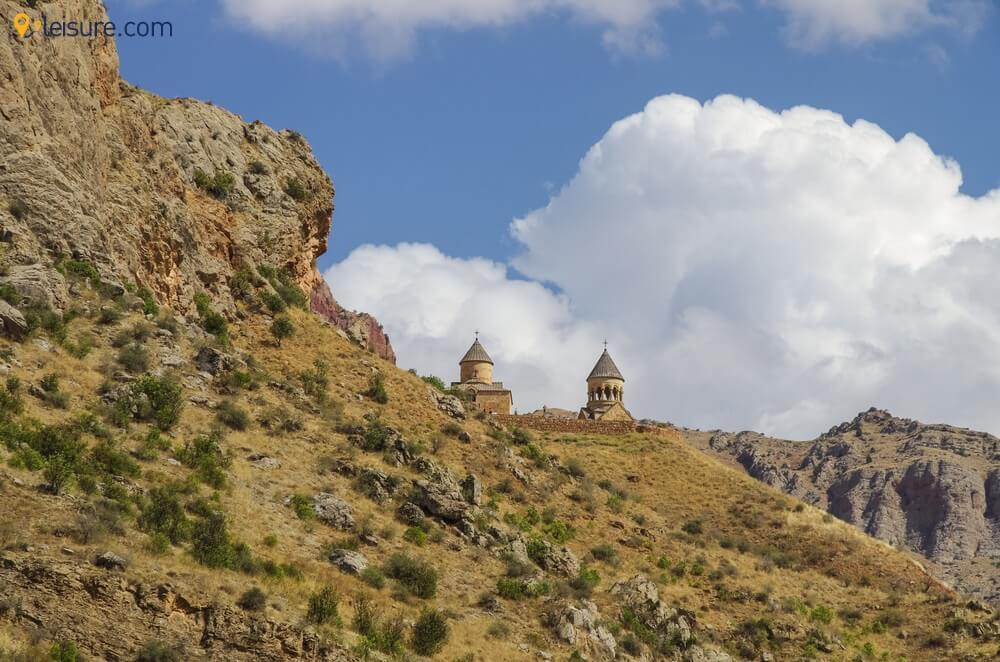 Architectural Beauty Of Armeniad