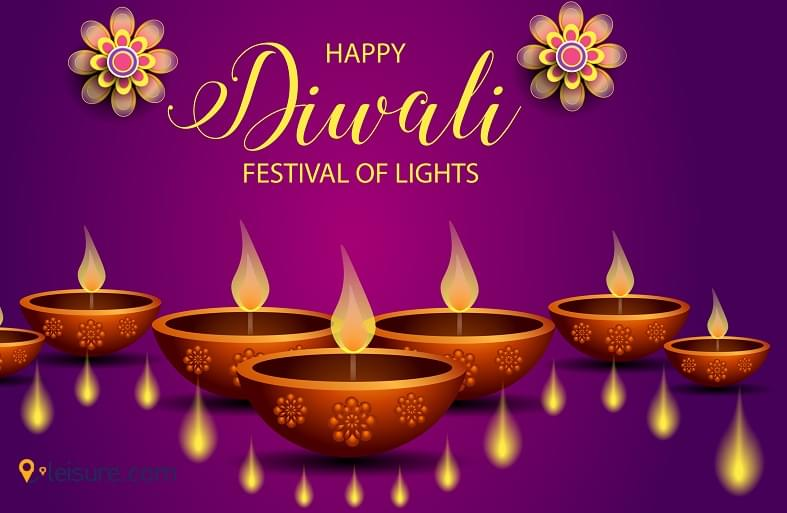Best Places Where You Can Celebrate Diwali Festival