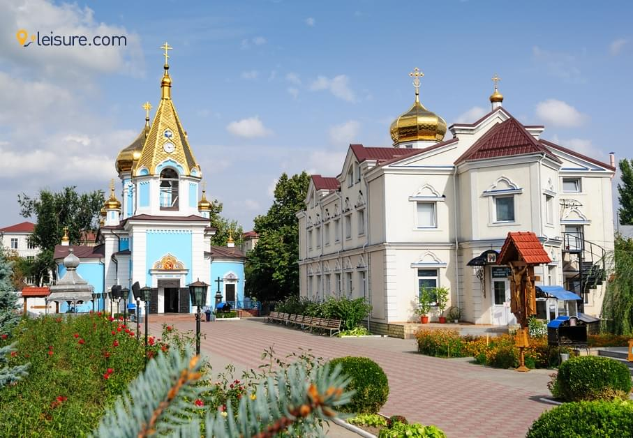 Best Way to Travel Europe: A Tour of Europe's Frontier - Moldova and Ukraine