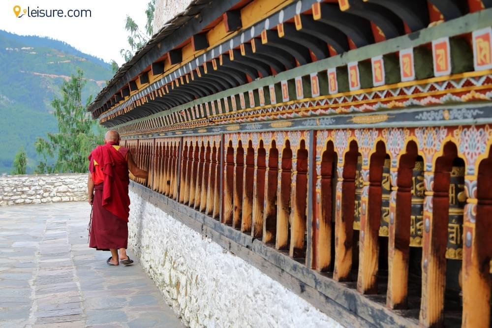 amazing beauty of Bhutand