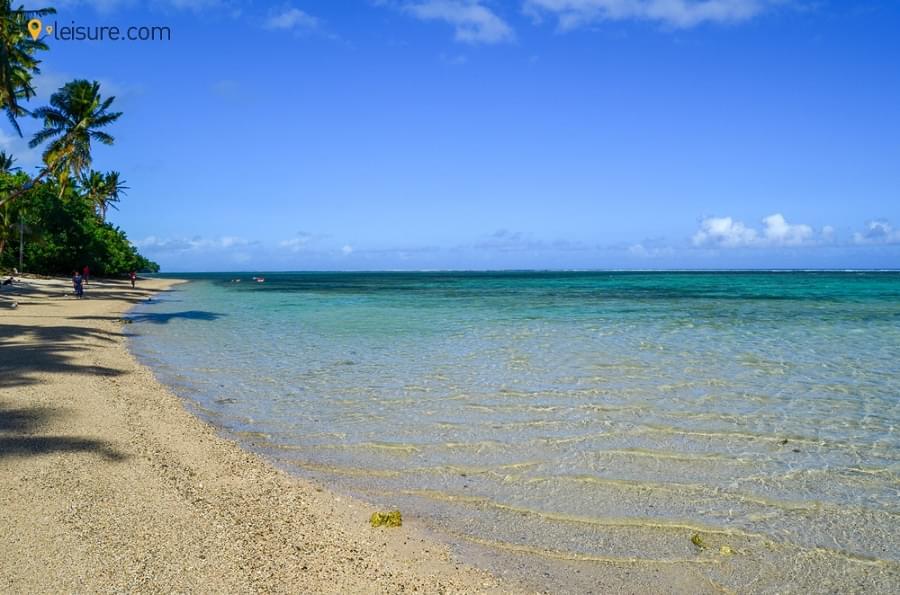 Fiji and Australia Vacation