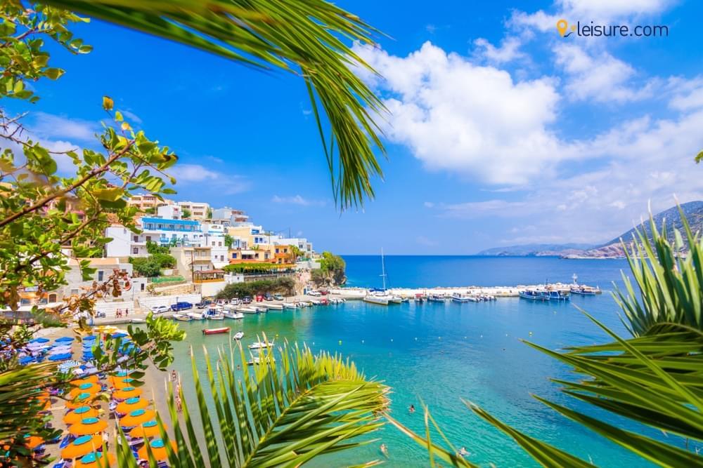 Athens, Santorini & Crete s