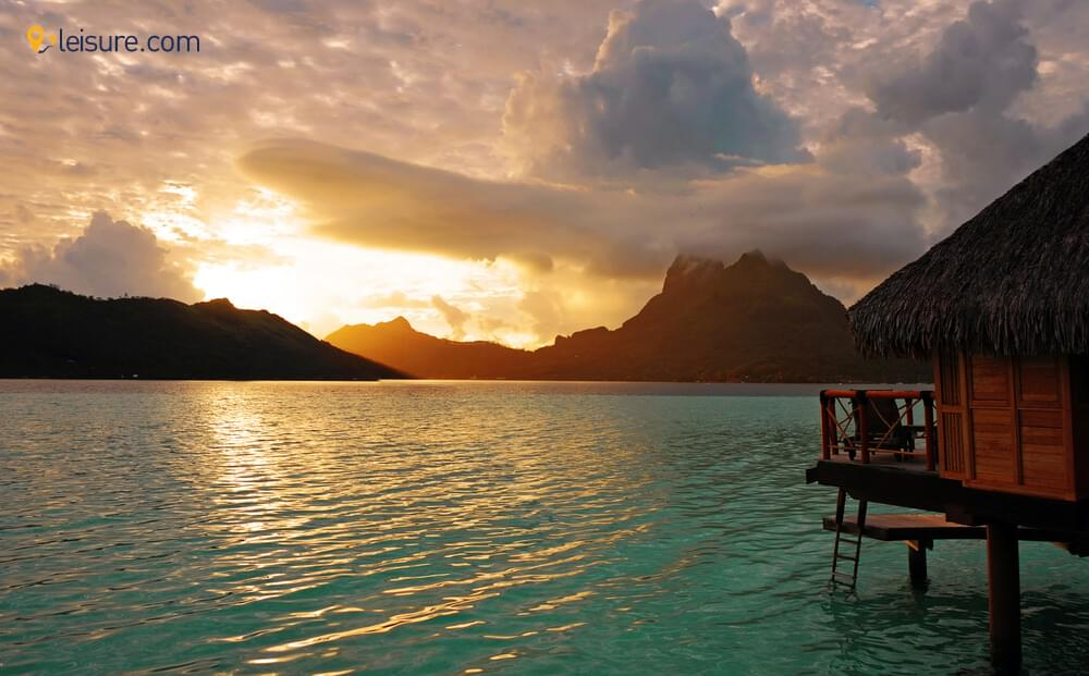 Bora Bora vacations: The Perfect Meditation & Yoga Retreat