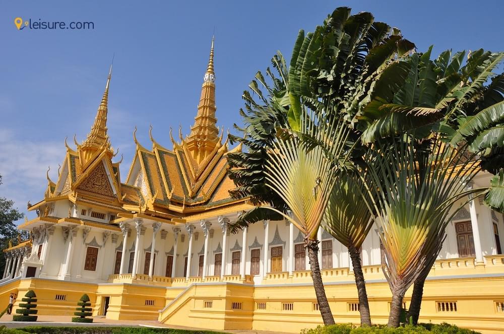 Cambodia Tour In 13