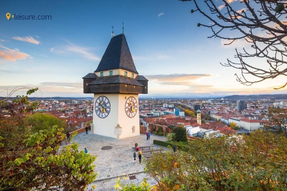 The Premium Austria Travel Guide to Salzburg, Graz & Innsbruck
