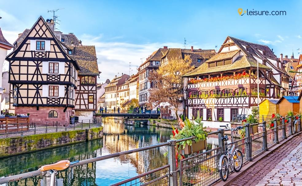 Travel Review: Tour of Germany, France, Strasbourg, Munich..