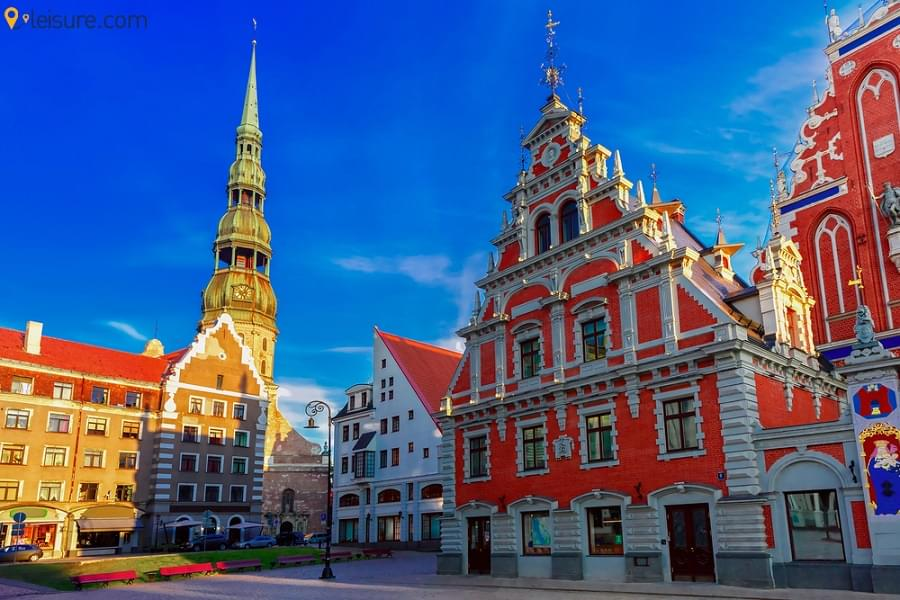 Latvia tour Packages