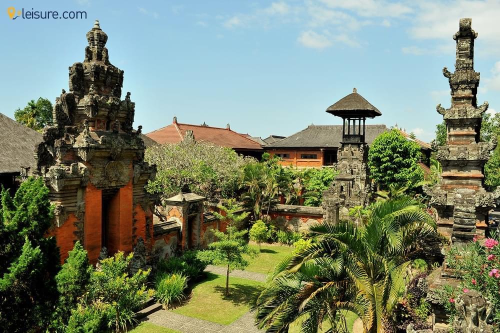Bali Tour Itineraryvv