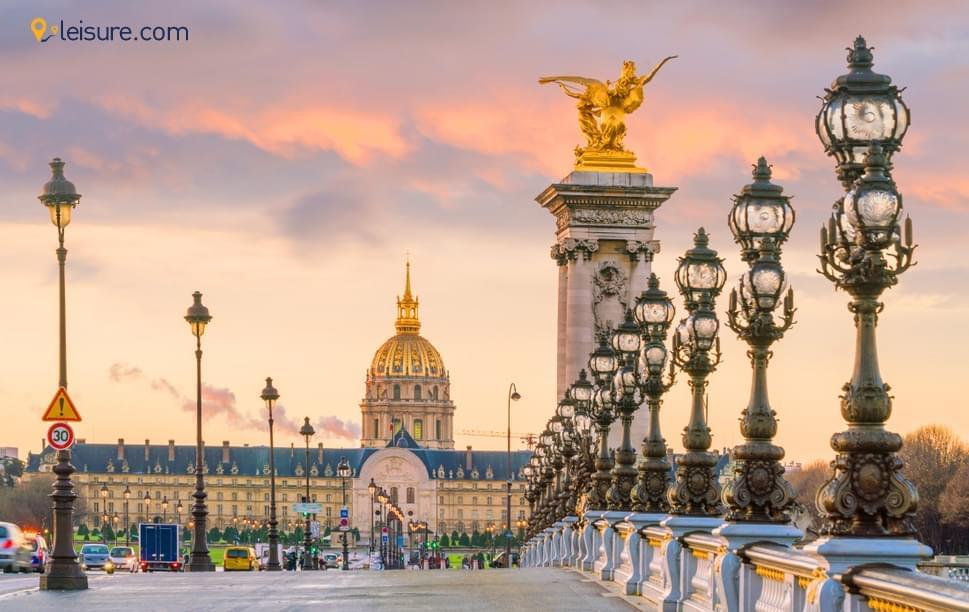 Excellent France Trip
