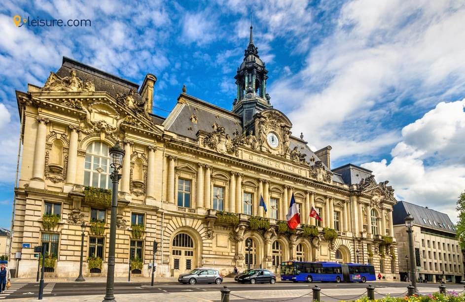 Leisure Helped me with this Awesome France Tour