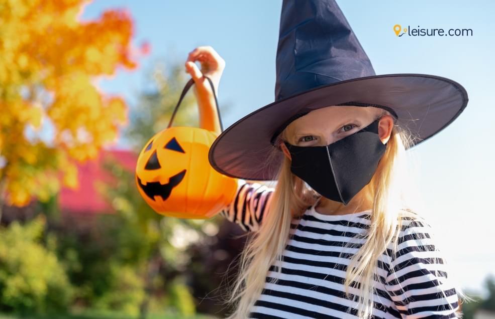 Halloween At Home fff