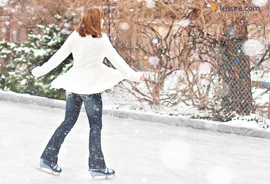 ice skating o