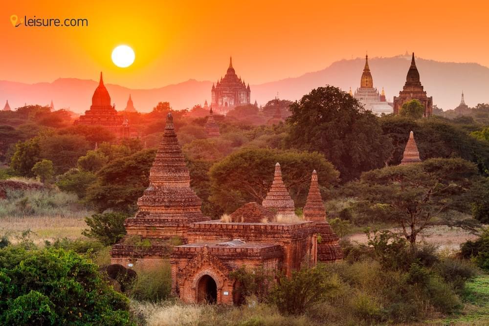 Present In Myanmar Tour