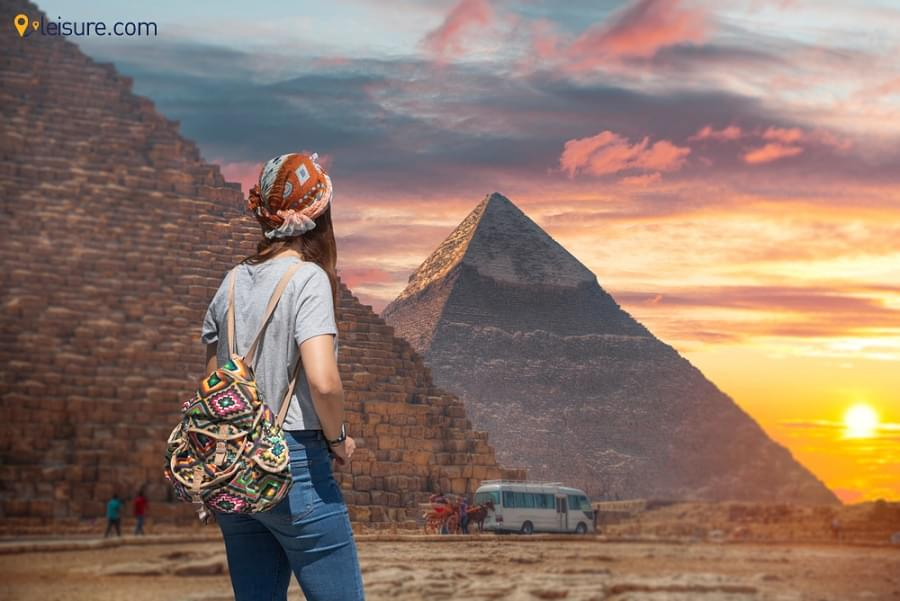 4 Days Itinerary Making Luxury Egypt Holiday More Luxurious